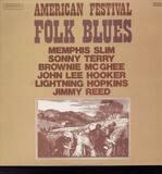 American Festival Folk Blues - Memphis Slim, Sonny Terry, John Lee Hooker