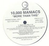 More Than This - 10,000 Maniacs