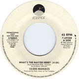 What's The Matter Here? - 10,000 Maniacs