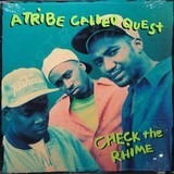 Check The Rhime / Skypager - A Tribe Called Quest