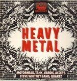 Heavy Metal - Accept, Vardis, Quartz