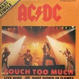 Touch Too Much - AC/DC