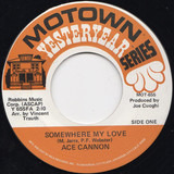 Somewhere My Love / Strangers In The Night - Ace Cannon