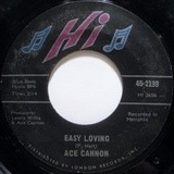 Easy Loving / Misty Blue - Ace Cannon