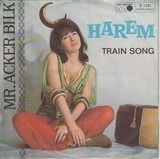 Harem / Train Song - Acker Bilk And His Paramount Jazz Band