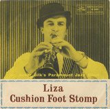 Liza / Cushion Foot Stomp - Acker Bilk And His Paramount Jazz Band