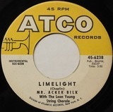 Limelight - Acker Bilk With The Leon Young String Chorale