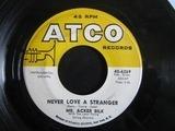 Moonlight Tango / Never Love A Stranger - Acker Bilk
