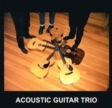 Acoustic Guitar Trio
