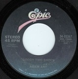Goody Two Shoes / Crackpot History - Adam Ant