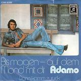 Bis Morgen - Auf Dem Mond Mit Dir - Adamo