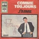 J'Aime / Comme Toujours - Adamo
