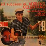 20 Successi Di Adriano Celentano - Adriano Celentano Con L'Orchestra Di Giulio Libano