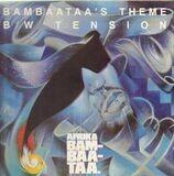 Bambaataa's Theme B/W Tension - Africa Bambaataa