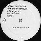 B More Shake (Remixes) - Afrika Bambaataa