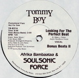 Looking for the perfect Beat - Afrika Bambaataa & Soulsonic Force