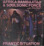 Frantic Situation - Afrika Bambaataa & Soulsonic Force With Shango