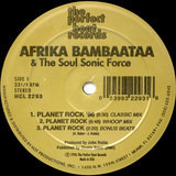 Planet Rock '96 - Afrika Bambaataa & The Soul Sonic Force