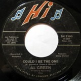 Full Of Fire / Could I Be The One - Al Green