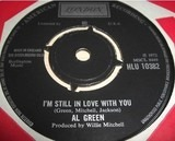 I'm Still In Love With You / Old Time Lovin' - Al Green