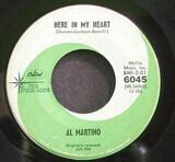 Here In My Heart / Granada - Al Martino