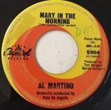 Mary in the Morning - Al Martino