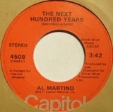 The Next Hundred Years / After The Lovin' - Al Martino