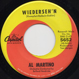 Wiederseh'n / The Minute You're Gone - Al Martino