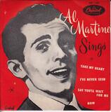 Al Martino Sings - Al Martino