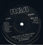 Lori, Don't Go Right Now - Al Stewart