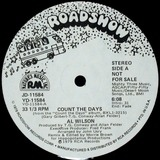 Count The Days / Is This The End - Al Wilson