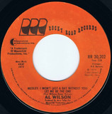 Medley: I Won't Last A Day Without You / Let Me Be The One - Al Wilson