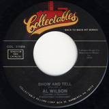 Show And Tell / The Snake - Al Wilson