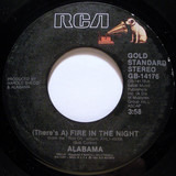 (There's A) Fire In The Night - Alabama