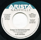 Rudolph The Red-Nosed Reindeer / We Three Kings - Alan Jackson / Blackhawk