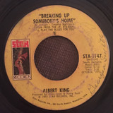 Breaking Up Somebody's Home / Little Brother (Make A Way) - Albert King