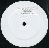 Perfect World - Alex Party Featuring Gloria Gaynor