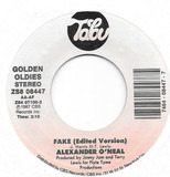 Fake (Edited Version) / Innocent - Alexander O'Neal