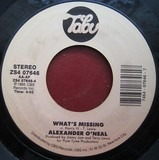 What's Missing - Alexander O'Neal