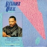 (What Can I Say) To Make You Love Me / A Broken Heart Can Mend - Alexander O'Neal
