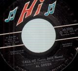 Call Me (Come Back Home) - Al Green