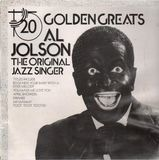 20 Golden Greats - Al Jolson