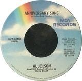 Anniversary Song - Al Jolson