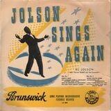Jolson Sings Again - Al Jolson