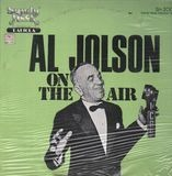 On The Air - Al Jolson