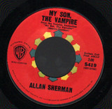 My Son, The Vampire / I Can't Dance - Allan Sherman