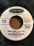 Jakes Song - Allan Sherman & Son Jake
