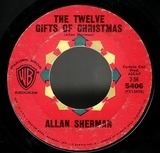 The Twelve Gifts Of Christmas - Allan Sherman