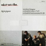 Big In Japan (Version Longue) - Alphaville