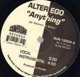 Anything - Alter Ego